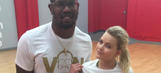 Von Miller's 'DWTS' partner is fining him every time he farts during rehearsal
