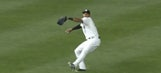 Yankees OF Aaron Hicks fires record-breaking 105.5-mph throw to nab runner at home