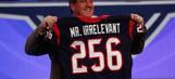 The NFL Draft's top 5 'Mr. Irrelevants' of the modern era