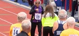 100-year-old runner sets world record in 100-meter dash