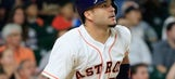 Jose Altuve fulfills home run promise to terminally ill young fan in his first at-bat