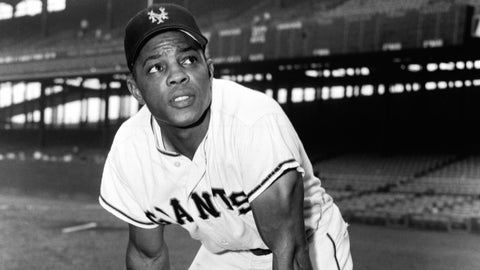 "Willie Mays -- ""Hey Ya!"" by OutKast"