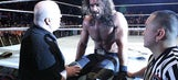 WWE's Seth Rollins details the moments after his devastating knee injury