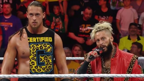 John Cena, Enzo and Cass vs. The Club