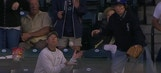 Fan at Mariners game drops two home run balls in three innings