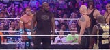 The Big Show challenges Shaquille O'Neal to a match at WrestleMania 33