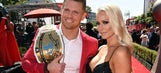 The Miz on the WWE Draft and trying to impress his wife Maryse