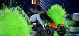 Von Miller, Kobe Bryant get drenched with slime at Kids' Choice Sports Awards