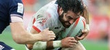 Patriots' Nate Ebner selected for U.S. Olympic men's rugby team