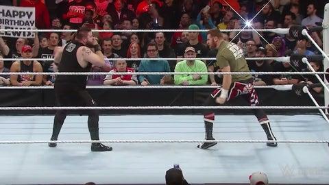 Kevin Owens vs. Sami Zayn