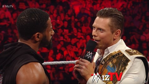 The Miz vs. Darren Young for the Intercontinental Championship