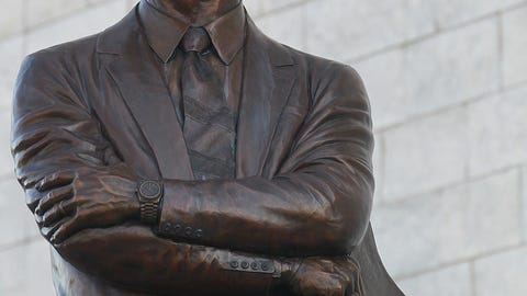 Tom Landry's Statue at AT&T Stadium