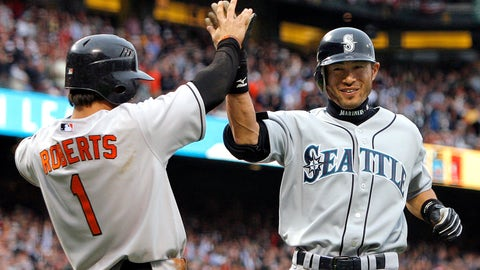In 2007, Ichiro became the first and only player to ever hit an inside-the-park-home in an All-Star Game