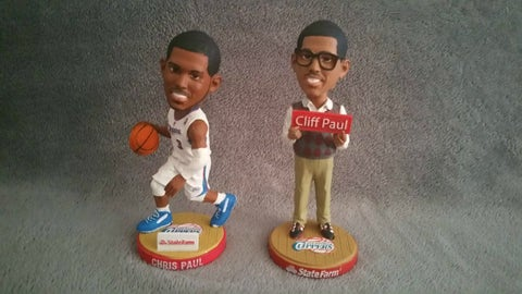 Chris Paul and Cliff Paul