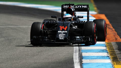 13. Fernando Alonso, 1:16.041