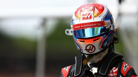 20. Romain Grosjean, Haas, 1:16.086