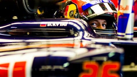 18. Daniil Kvyat, Toro Rosso, 1:16.876