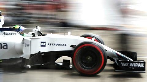 10. Felipe Massa, 1:15.615