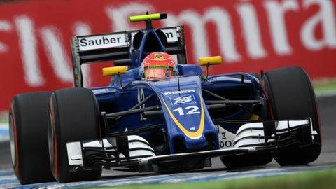21. Felipe Nasr, Sauber, 1:17.123