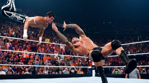3. RKO/Diamond Cutter