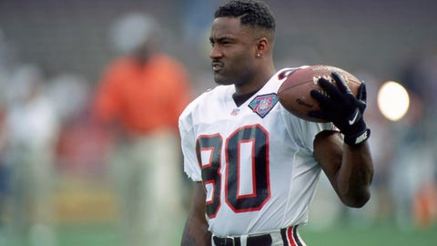 Andre Rison -- Wide receiver