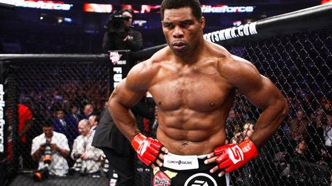 Herschel Walker: MMA