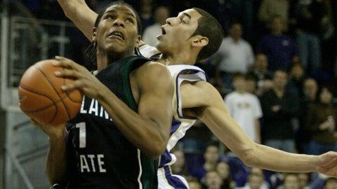 Julius Thomas: Basketball