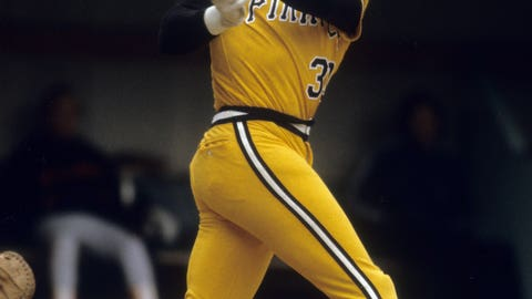 (5) Dave Parker and a room covered in posters