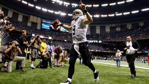 New Orleans Saints -- Mercedes-Benz Superdome