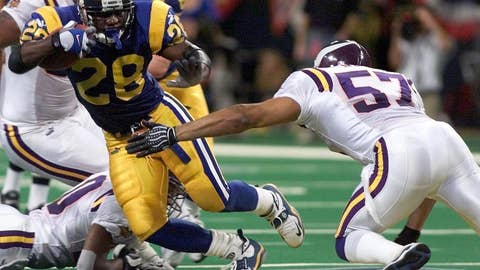 Running Back: Marshall Faulk (2000)