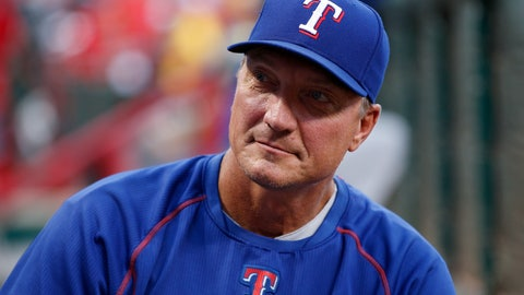 Jeff Banister -- Texas Rangers (AL)