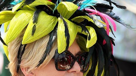Festive feathers