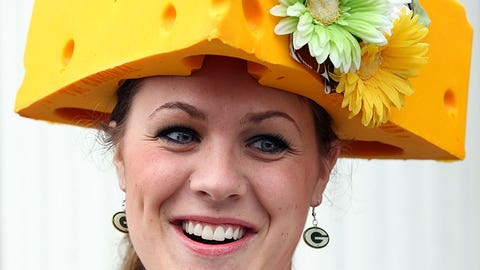Cheeseheads in Kentucky