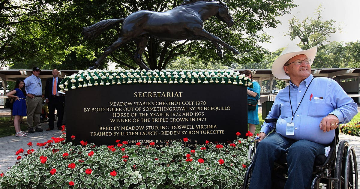 Secretariat S Jockey Ron Turcotte Claims Mistreatment By