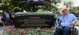 Secretariat's jockey Ron Turcotte claims mistreatment by Churchill Downs