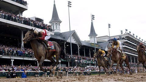 And they're off! Your guide to the 2014 Kentucky Derby