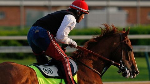 5. California Chrome (5-2)