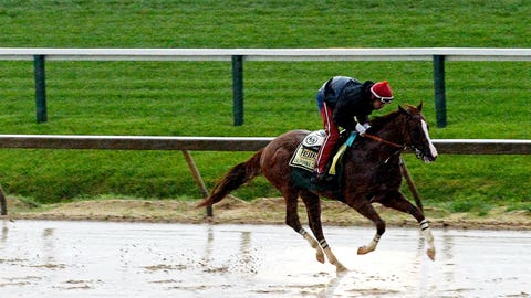 Your guide to the Preakness Stakes: California Chrome and other odds-on favorites