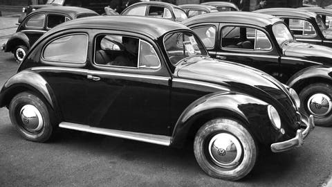 Volkswagen ends the Beetle's run