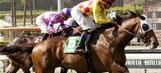 Desormeaux hops aboard Unusual Heatwave, pulls out a stakes win