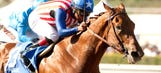 Undefeated Dortmund draws rail as 3-5 favorite in Santa Anita Derby