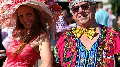 Racing royalty