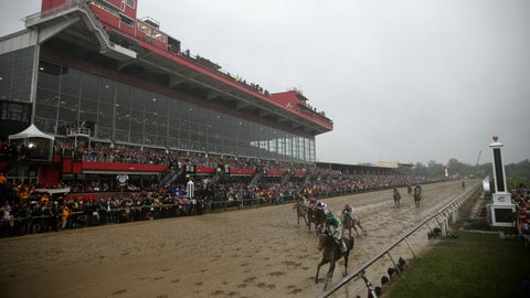 The 2017 Preakness