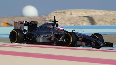 Formula One Winter Test: Bahrain