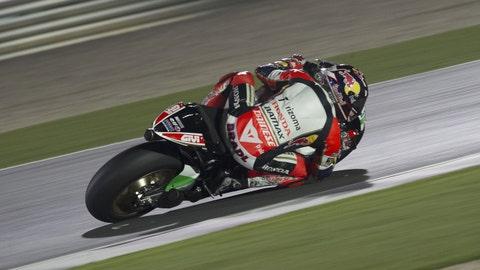 MotoGP preseason testing in Qatar