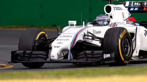 Williams FW36