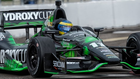 Photos: IndyCar season opener at St. Pete