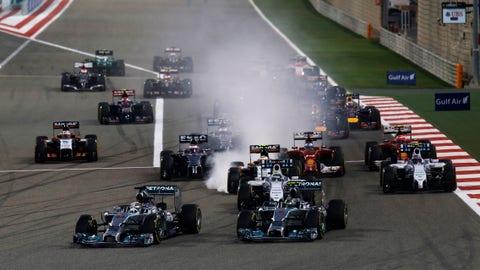 Photos: Formula 1 Bahrain GP