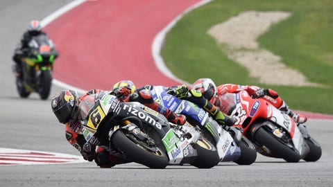 PHOTOS: MotoGP action at Circuit of the Americas