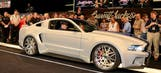 Ford wins big at Barrett-Jackson; celebrate Mustang's 50th anniversary